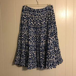 Jones New York size 12 full skirt
